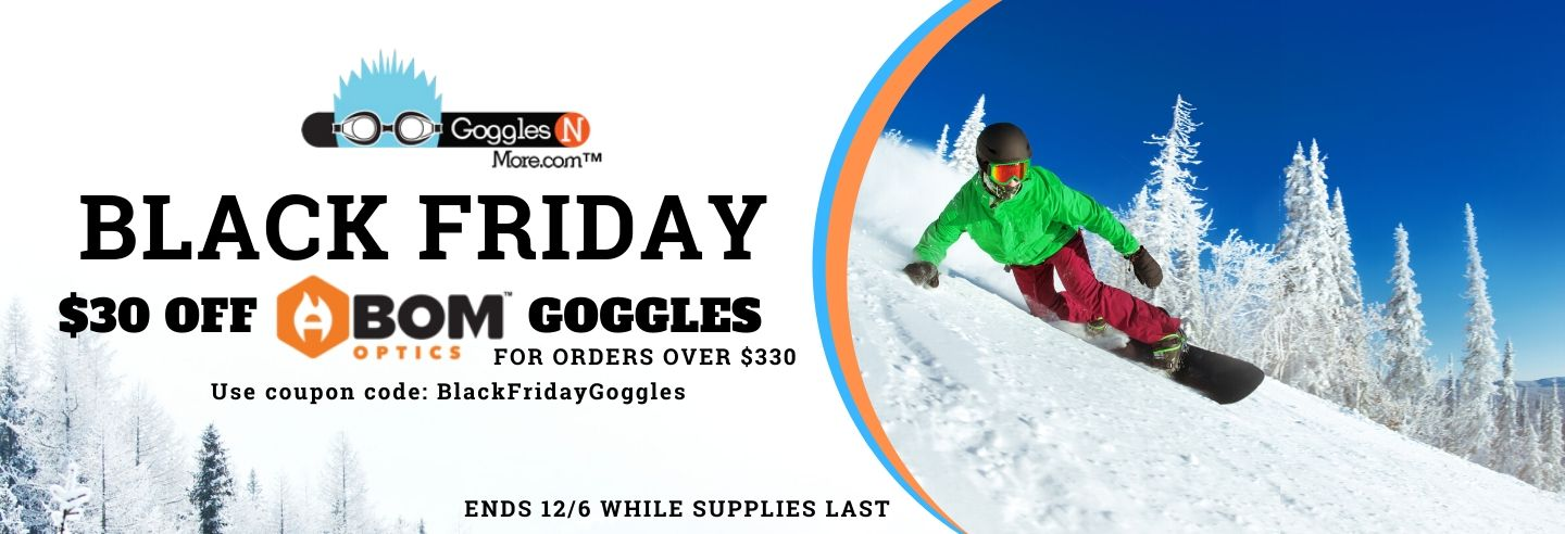 goggles N More Black Friday Sale