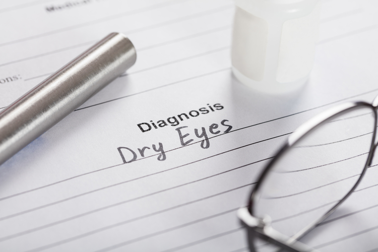 Facts About Dry Eyes